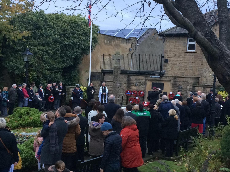 Remembrance Sunday Otley