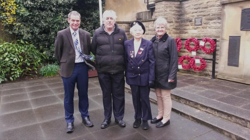 Otley Memorial Garden