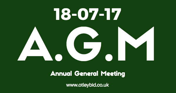 Otley BID AGM