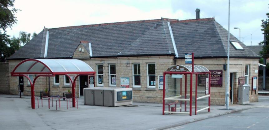 Otley Bus Station, Otley