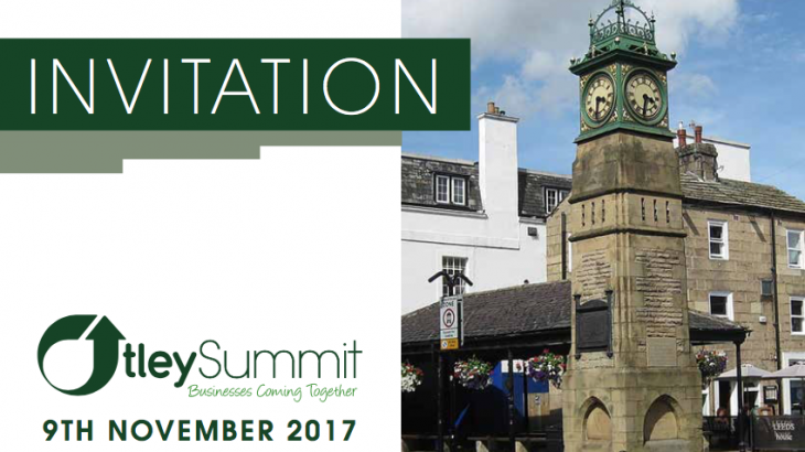Otley 2017 Update, Otley Bid Summit, Otley Bid, Otley
