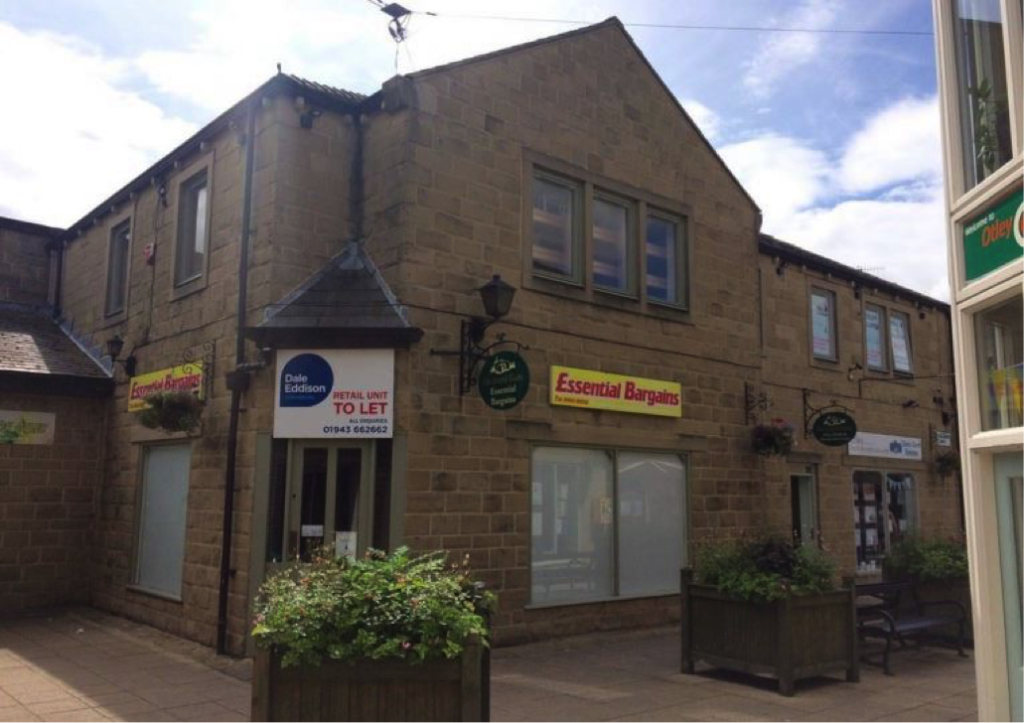 Otley Bid, Dale Eddison Commercial