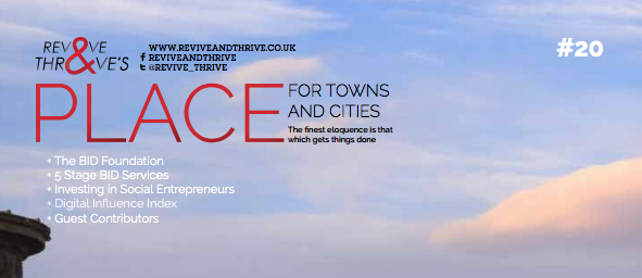 Otley Bid, Revive and Thrive