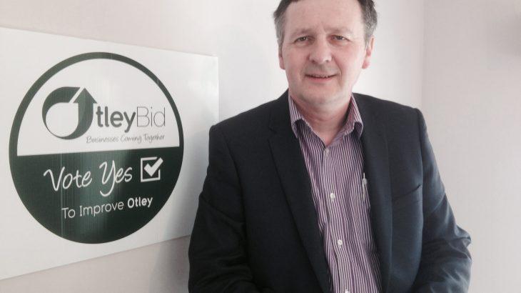 Otley Bid, Otley, Peter Mudge