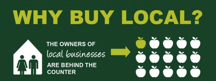 Otley BID Why Buy Local