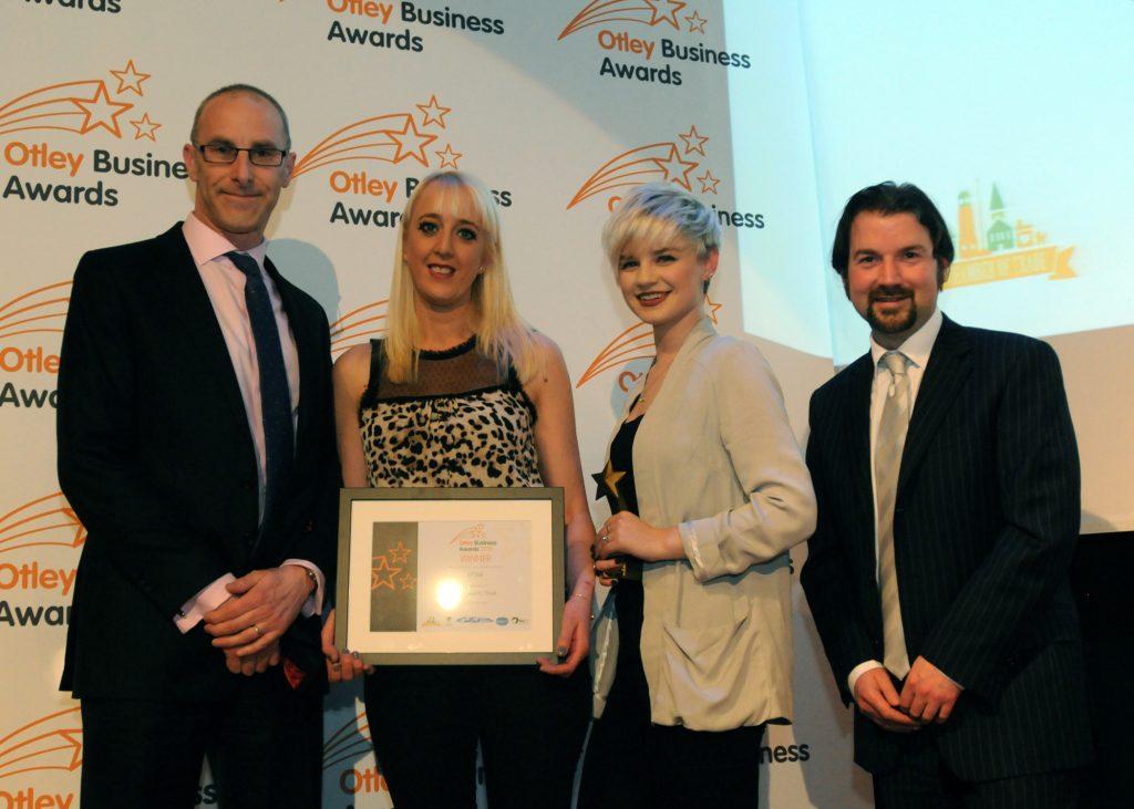Otley Bid, Business Awards