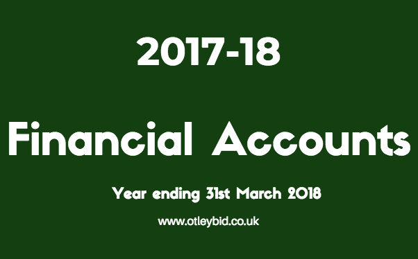Otley BID Financial Accounts