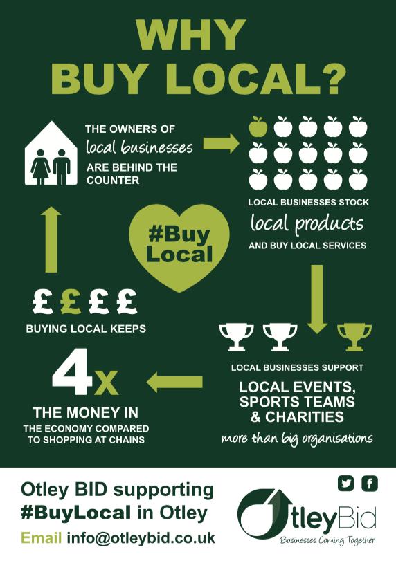 Why Buy Local Otley BID