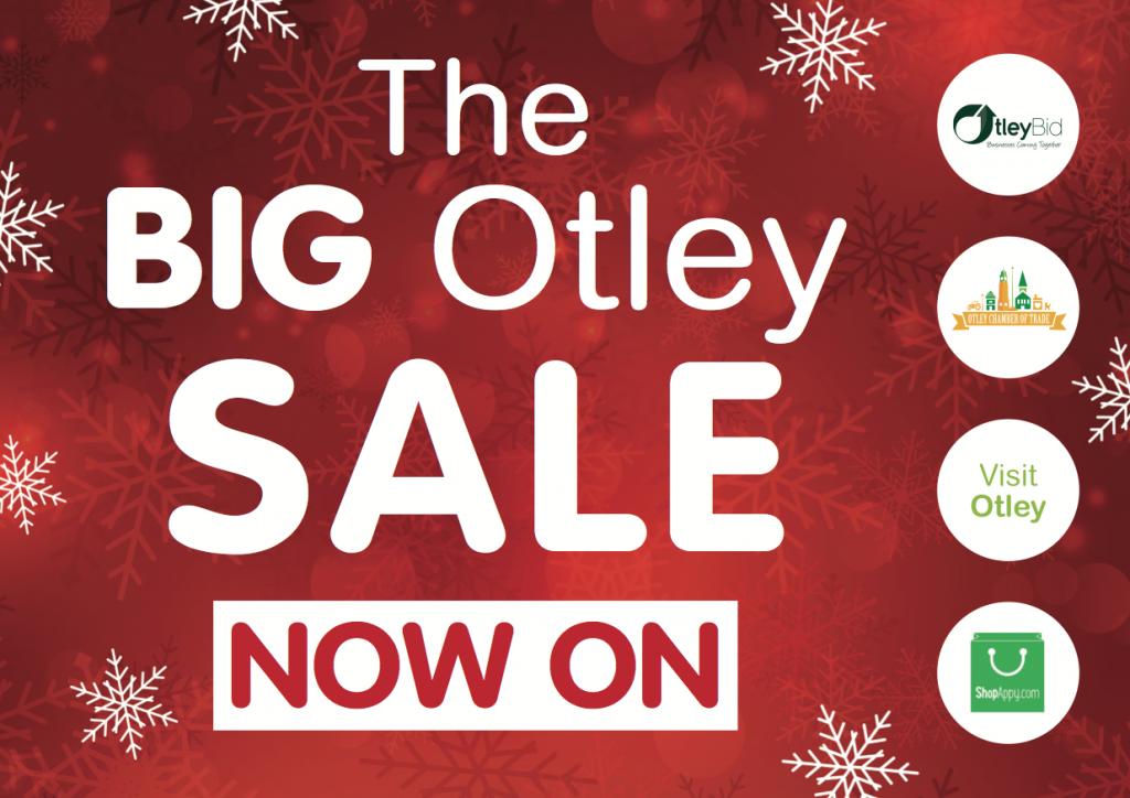 Big Otley Sale, Otley Bid,
