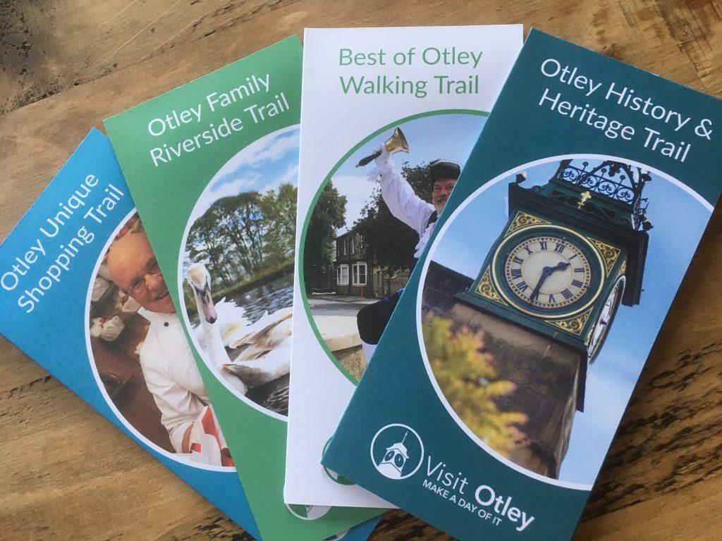 Otley BID Visit Otley Leaflets 2019