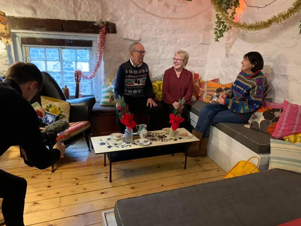 OTLEY BID VISIT OTLEY CHRISTMAS VIDEO